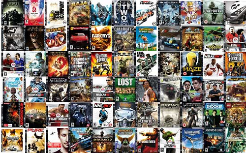 ps3-games-collectionPs3 Games List 2013