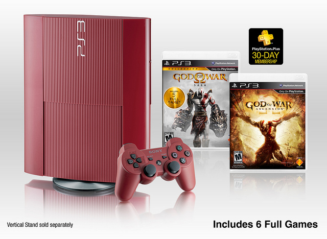 God of War Ascension Legacy Bundle  PS3 Systems
