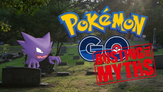 pokemon go myths