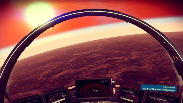 No Man's Sky - Planet