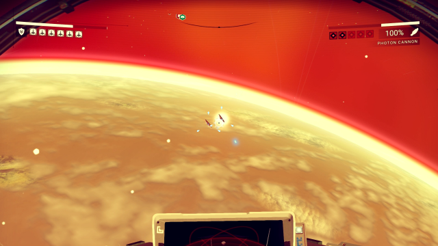 No Man's Sky - Space Combat