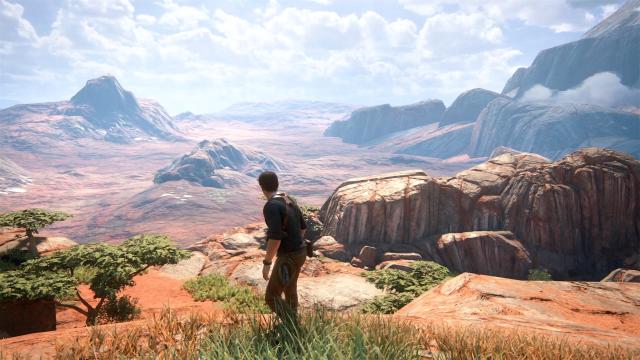 Uncharted 4 - Madagascar 2