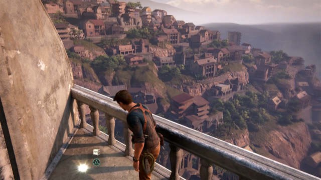 Uncharted 4 - Tower