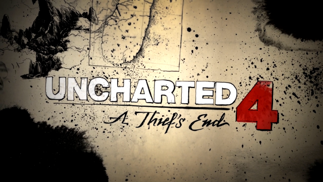 Uncharted 4 title