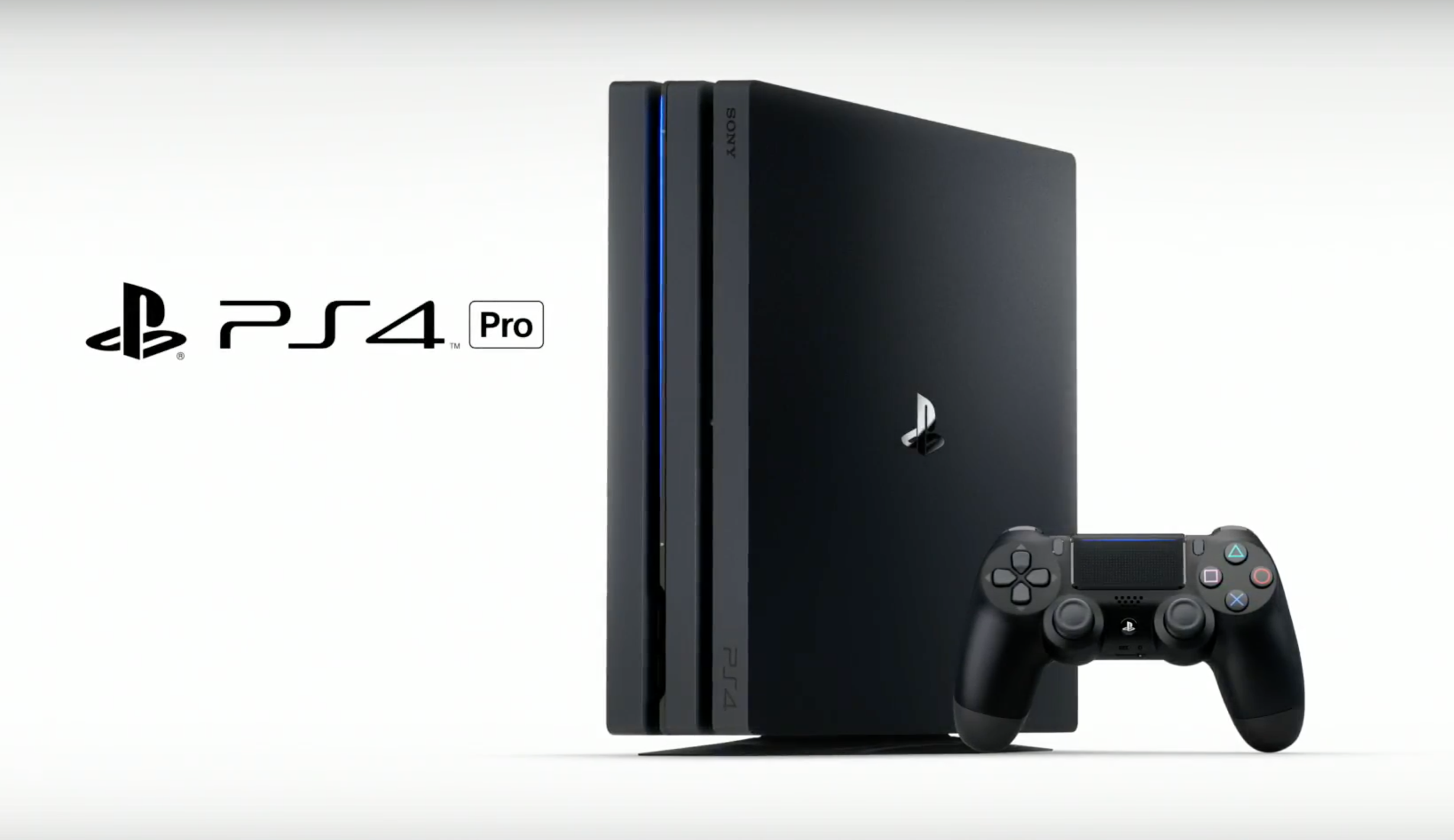 everything you need to know about the ps4 pro and slim. Black Bedroom Furniture Sets. Home Design Ideas