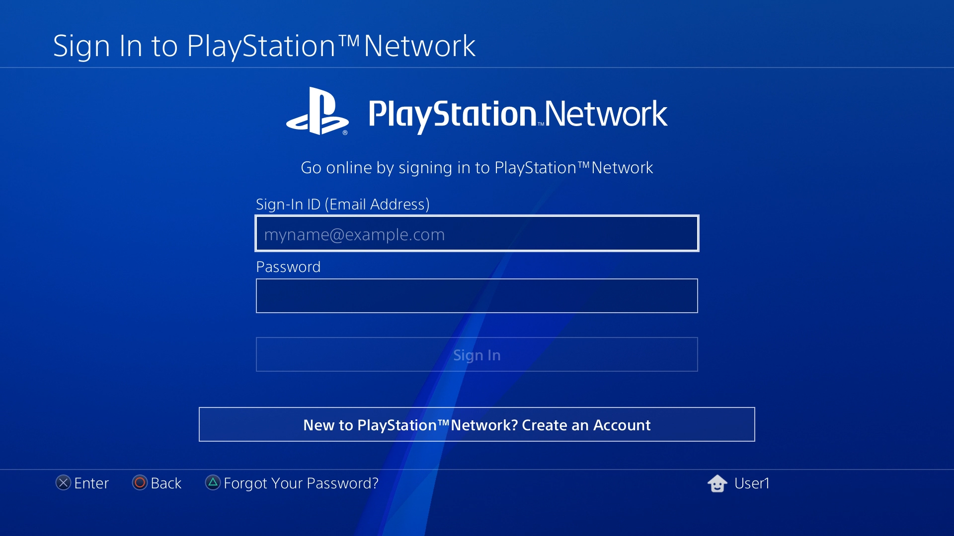how to take your psn account off another ps4